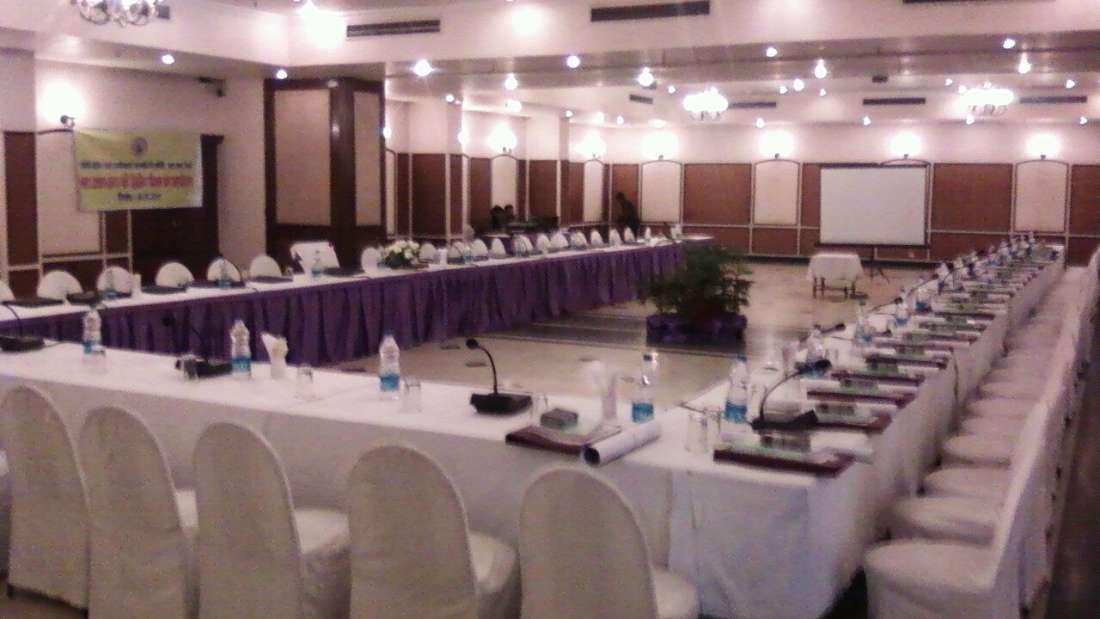 Senator Banquet Hall Hotel Kanha Shyam Prayagraj 1