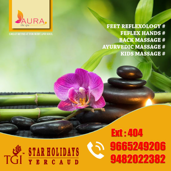 Spa at TGI Hotels