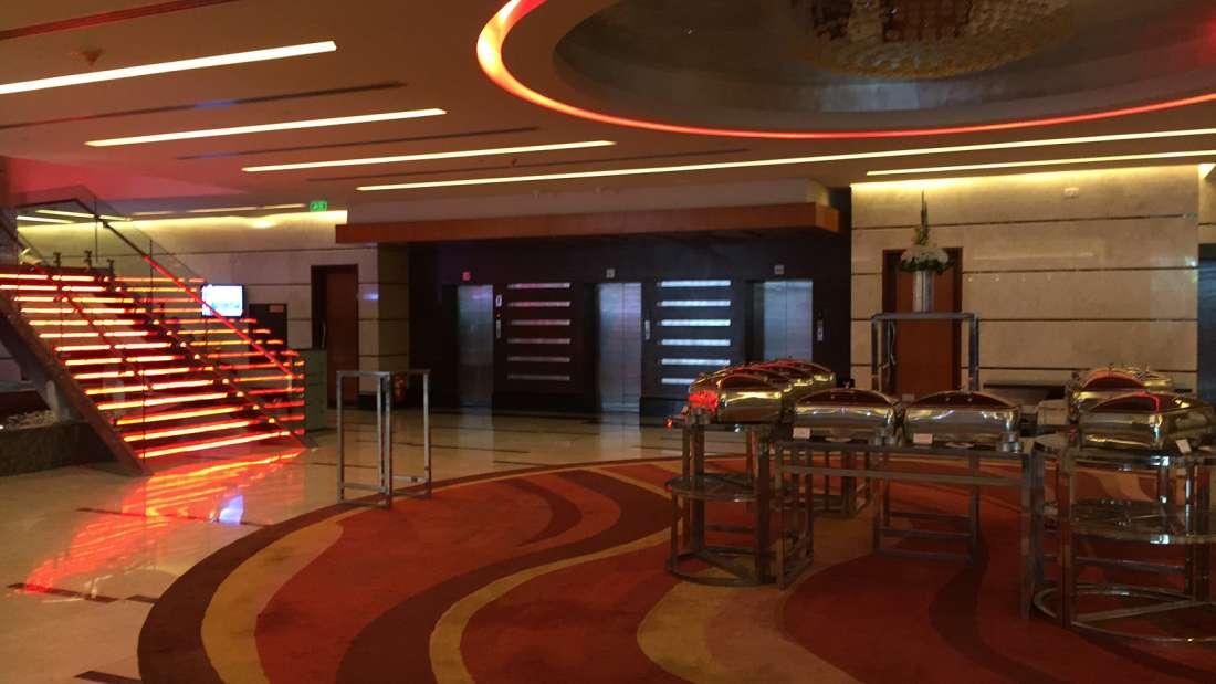 Banquet Hotel Gokulam Grand Bangalore7