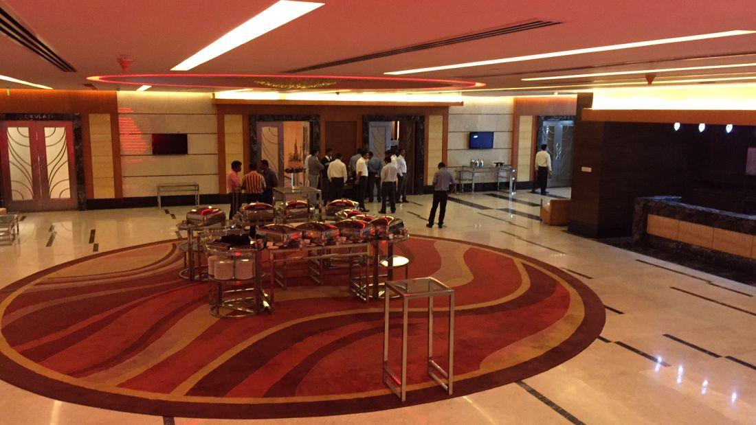 Banquet Hotel Gokulam Grand Bangalore4
