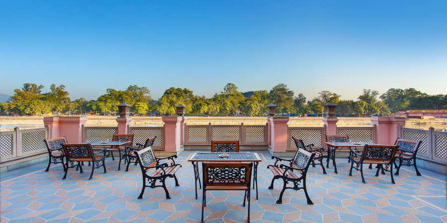 alt-text The Haveli Hari Ganga Hotel, Haridwar Haridwar  MG 4604