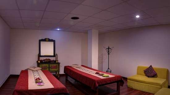 Spa at Summit Denzong Hotel Spa Gangtok