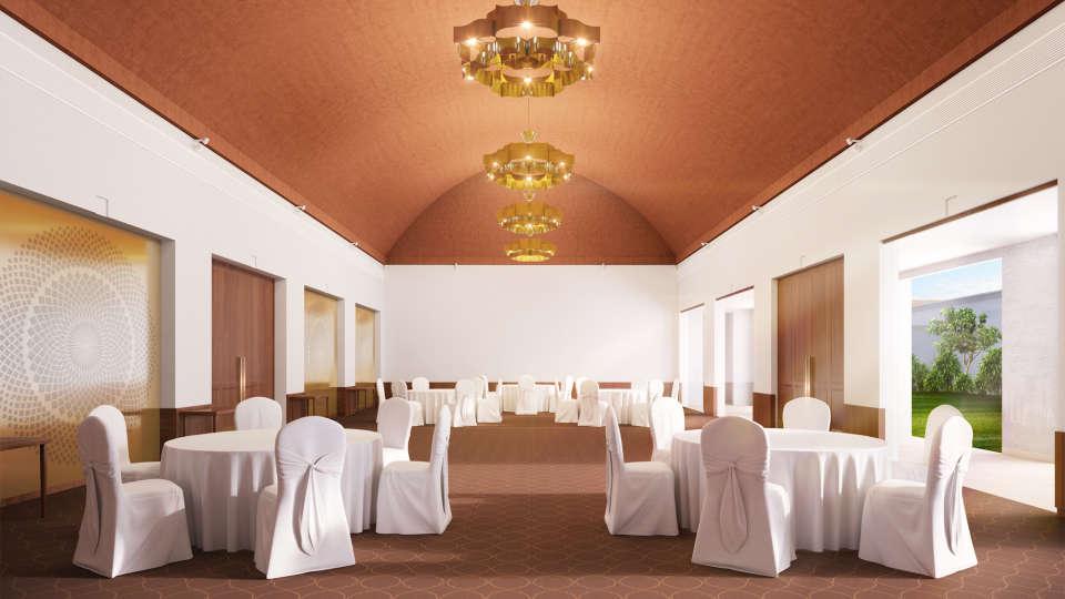 Banquet,  Marasa Sarovar Premiere Bodhgaya, Hotels in Bodhgaya
