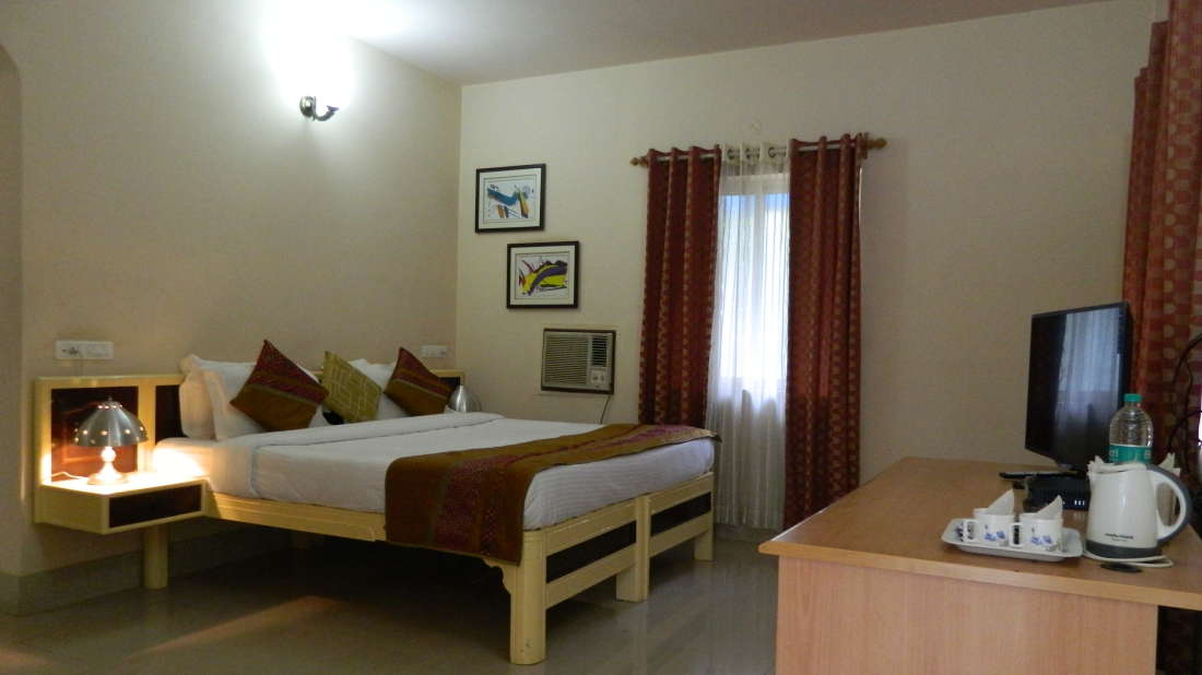 Fantasy Golf Resort Bangalore Deluxe Cottage at Fantasy Golf Resort Bangalore