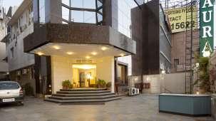 Hotel Aura IGI Airport, New Delhi New Delhi Facade Hotel Aura Airport New Delhi