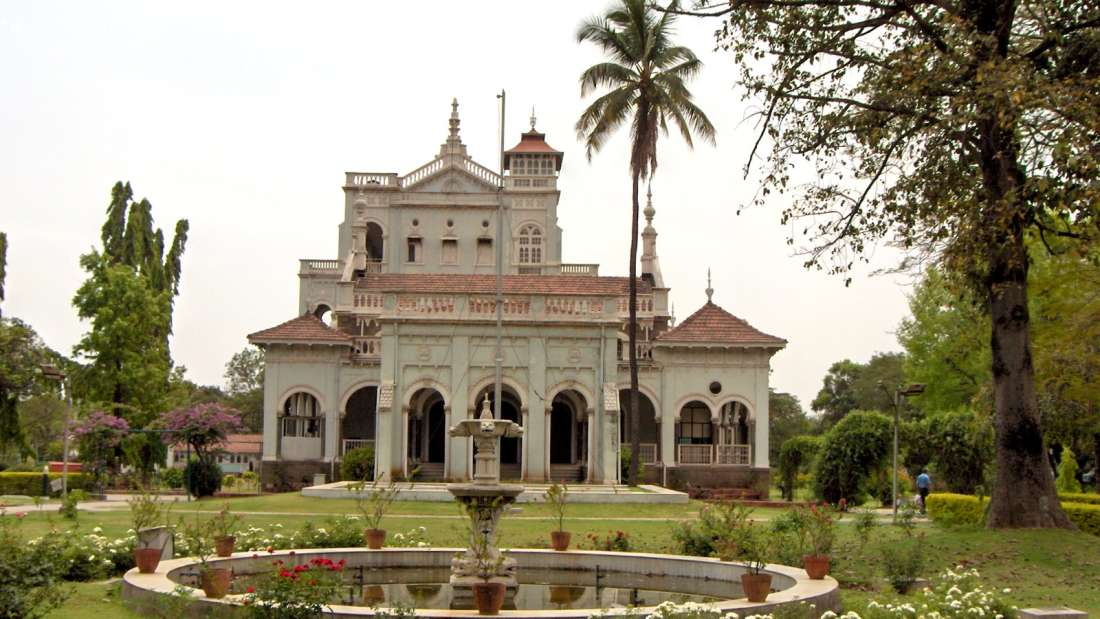 Gandhi National Memorial Society Fort JadhavGADH - Heritage Resort Near Pune