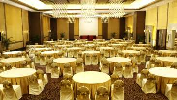 Conference Hall  at The Retreat Hotel Mumbai , best banquet halls in madh island 1
