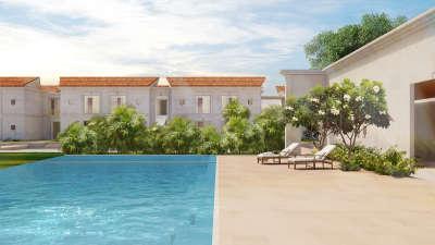 Pool, Marasa Sarovar Premiere Bodhgaya, Hotels in Bodhgaya