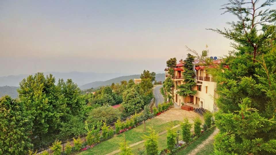 Ojaswi Himalayan Resort, Mukteshwar Nainital 1 101