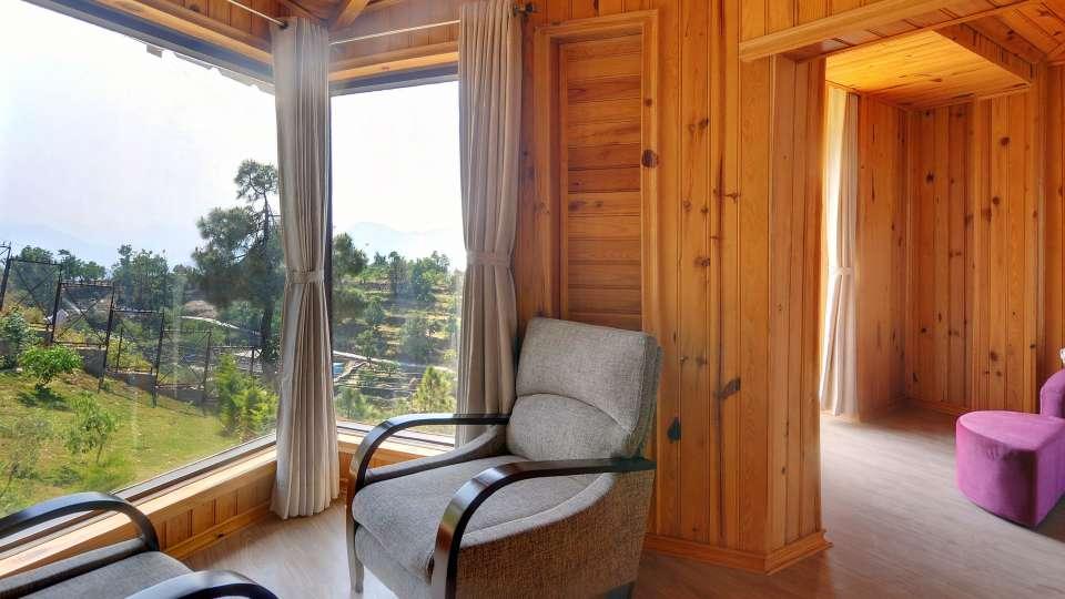 Ojaswi Himalayan Resort, Mukteshwar Nainital 1 74