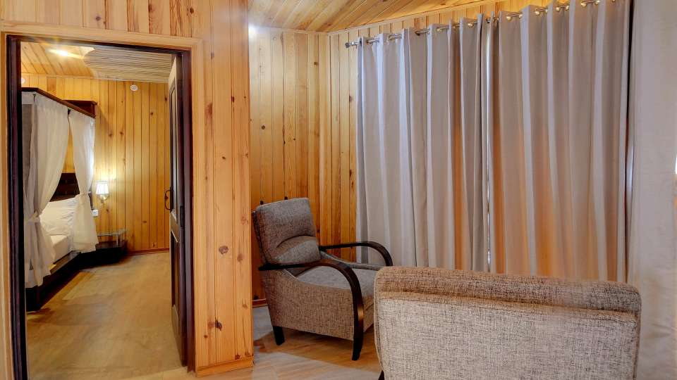 Ojaswi Himalayan Resort, Mukteshwar Nainital Himalayan Suites Ojaswi Himalayan Resort Mukteshwar 11