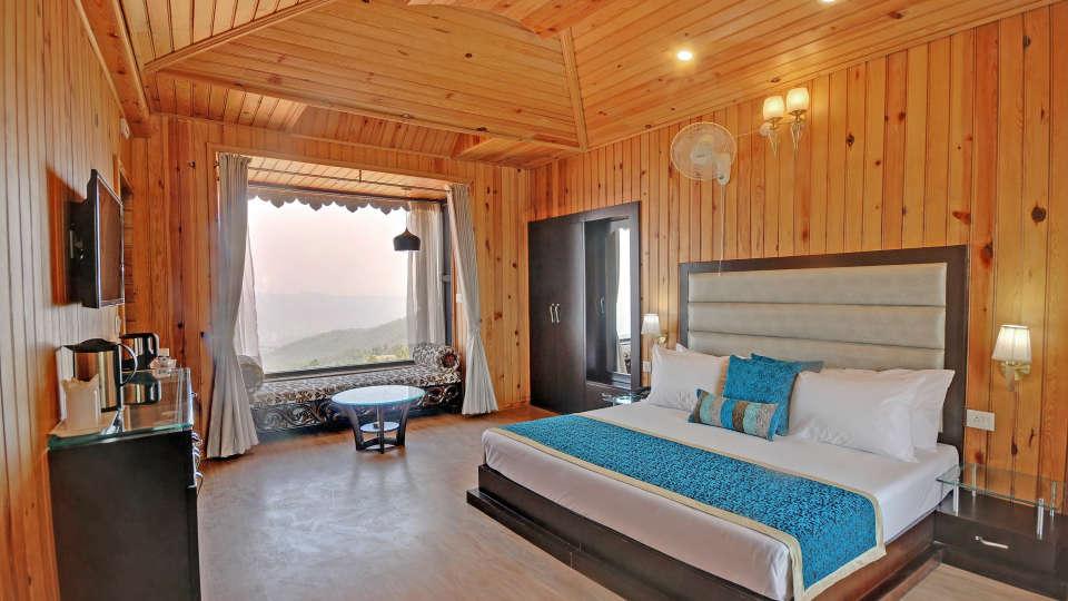 Ojaswi Himalayan Resort, Mukteshwar Nainital Himalayan Suites Ojaswi Himalayan Resort Mukteshwar 7