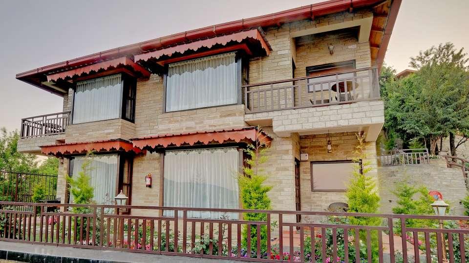 Ojaswi Himalayan Resort, Mukteshwar Nainital Jungle Retreat Cottage Ojaswi Himalayan Resort Mukteshwar