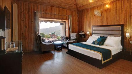 Ojaswi Himalayan Resort, Mukteshwar Nainital Himalayan Suites Ojaswi Himalayan Resort Mukteshwar 3