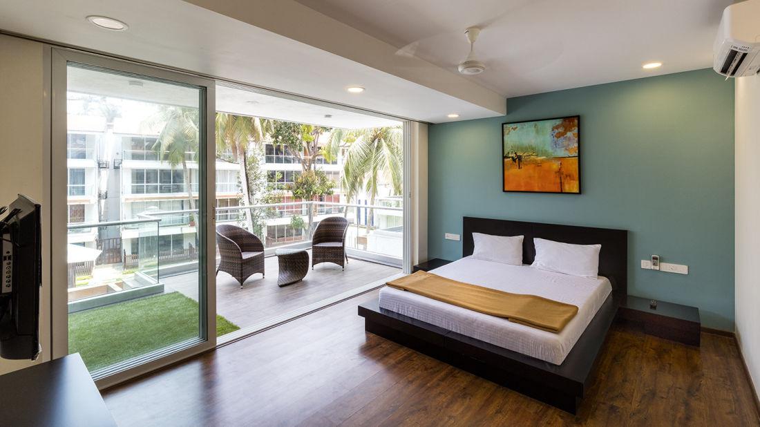 The Eternal Wave, Calangute, Goa Goa Two Bedroom Apartment The Eternal Wave Calangute Goa 5