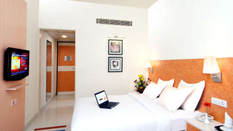 Superior Rooms at Aditya Hometel Hyderabad, best hotels in hyderabad 1