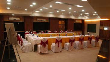 Coral Meeting and Banquet Hall at Kamfotel Hotel Nashik, Meeting Halls in Nashik 22