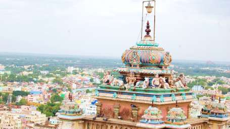 Rockfort Temple Trichy