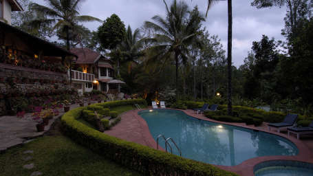 Tranquil Resort, Wayanad Wayanad pool tranquil resort wyanad