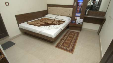 Welcome Group of Hotels, Delhi  Triple Deluxe Room Facade Hotel Shiv Palace Paharganj Delhi