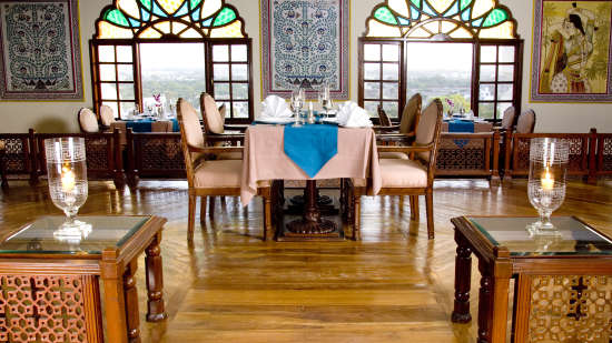 Dhola Mau - Best Indian Restaurant at Clarks Amer Jaipur