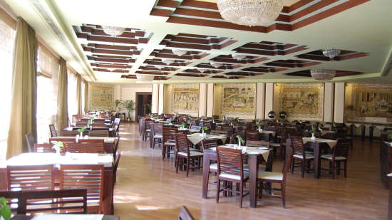 Durbar - North Indian and Continental Restaurant in Clarks Amer Jaipur