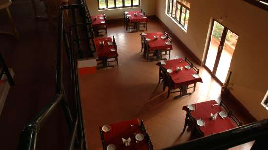 Hill View Resorts Ramanagara Multi-cuisine Restaurant at Rotary Hill View Resort near Bangalore 7
