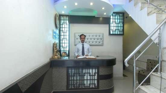 Hotel Shiv Palace, Paharganj, Delhi New Delhi Reception Hotel Sihv Palace Paharganj Dehli.jpg