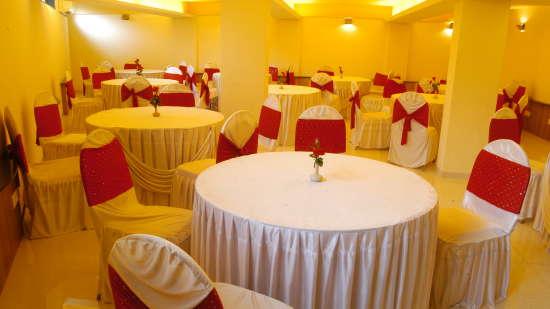 Onyx Party Hall at Kamfotel Hotel Nashik, Party Halls in Nashik 3