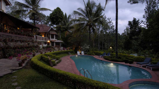 Tranquil Resort, Wayanad Wayanad pool tranquil resort wyanad