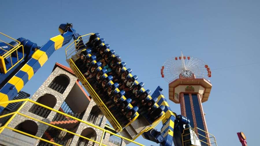Maverick At Wonderla Amusement Park Bangalore Family Fun