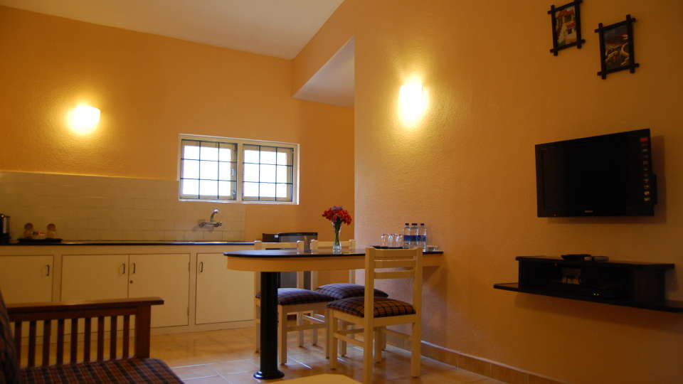 Green Pasture Resort in Kodaikanal by Hill Country Hotels and Resorts Deluxe Cottage 2