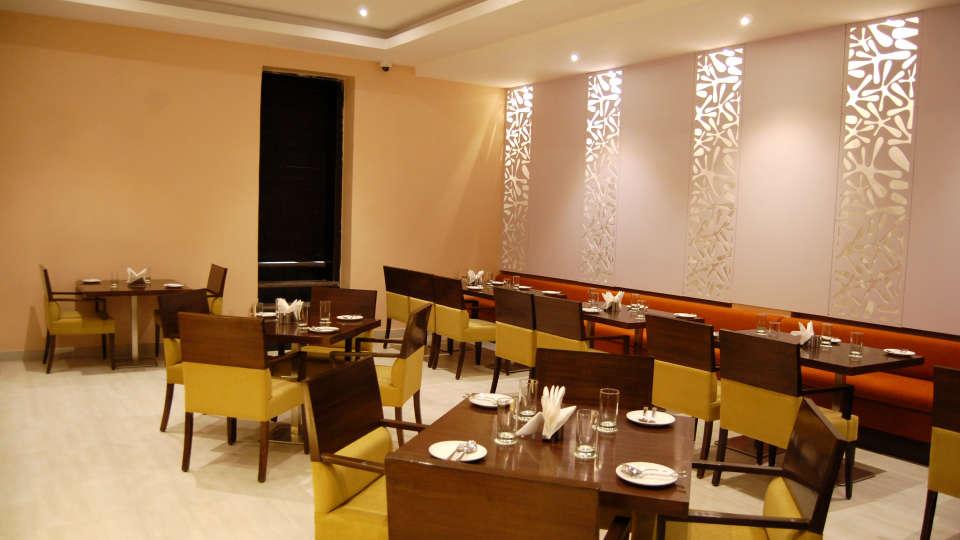 Le ROI Udaipur Hotel Udaipur Dining Delhi Darbar Restaurant Hotel Le Roi Udaipur 6