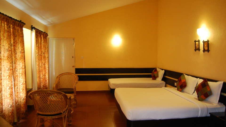 Mountain Retreat Resort in Ooty Deluxe Suite 2