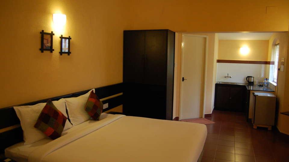 Mountain Retreat Resort in Ooty Deluxe Suite 3