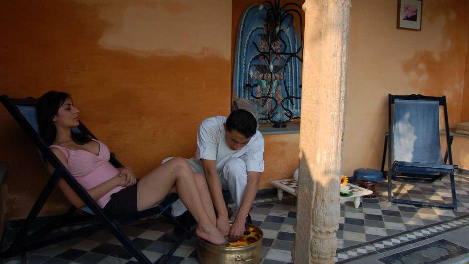 Neemrana Fort Palace Neemrana Spa Hotel Neemrana Fort Palace Neemrana Rajasthan 4