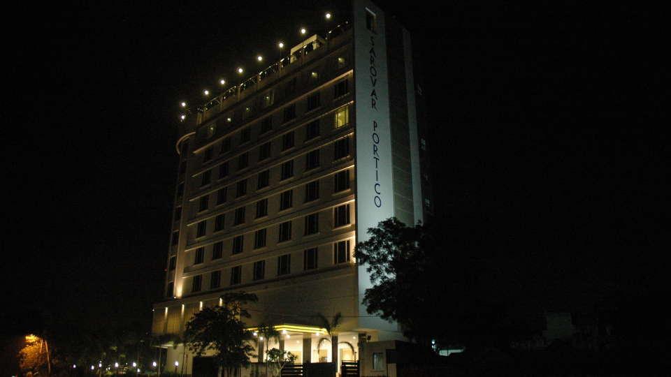 Facade at Hotel  Jaipur Sarovar Portico Jaipur 2