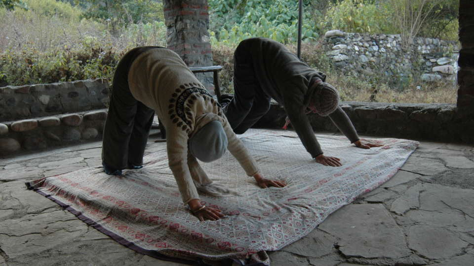 Yoga sessions at Wild Brook Retreat, Rajaji National Park