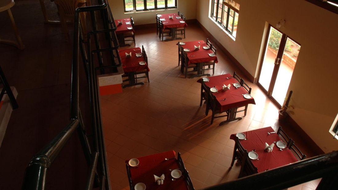 Hill View Resorts Ramanagara Multi-cuisine Restaurant at Rotary Hill View Resort near Bangalore 7