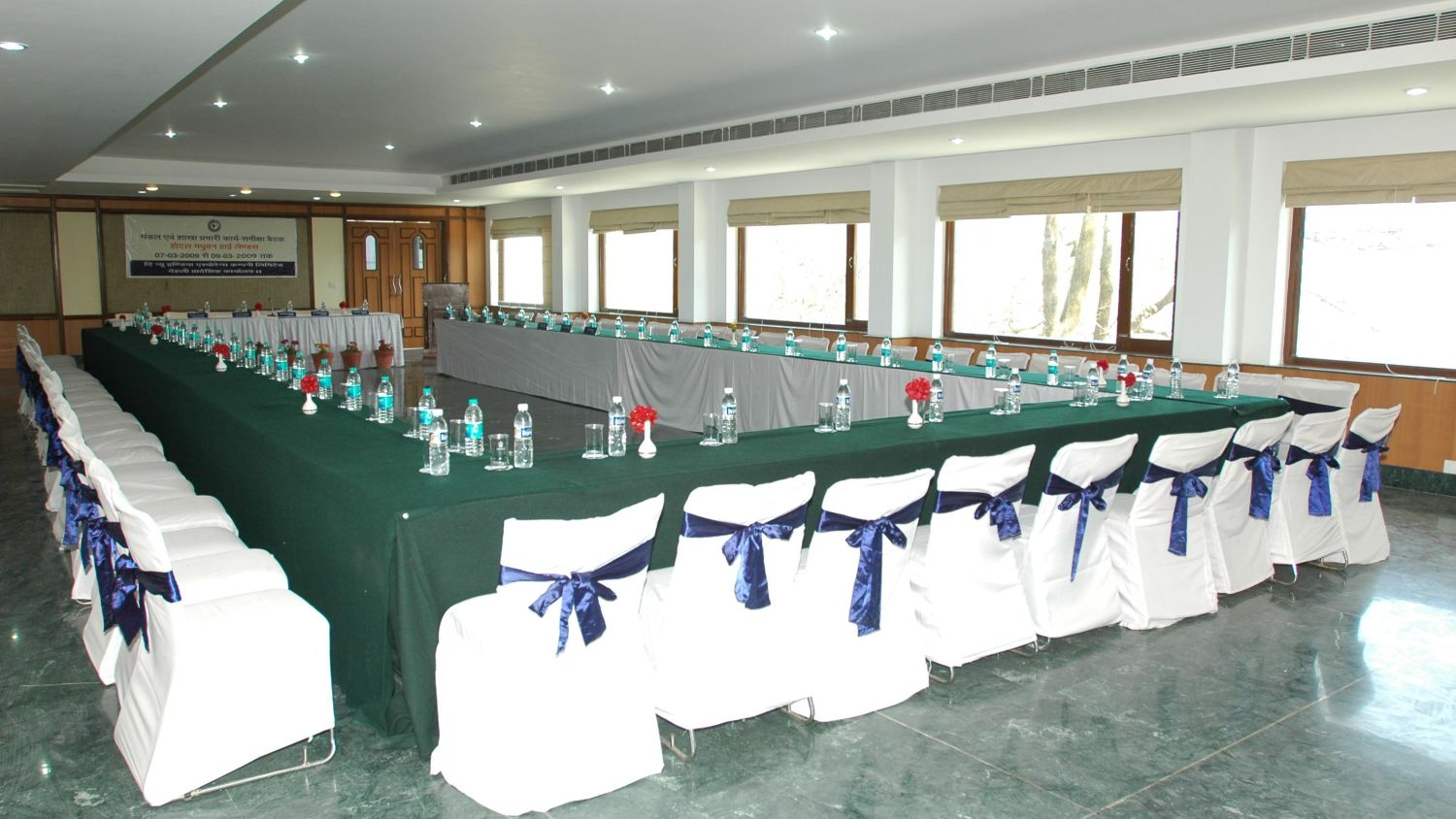 Banquet Hall in Mussoorie, Conference Hall in Mussoorie, Hotel Madhuban Sarovar Portico, Mussoorie