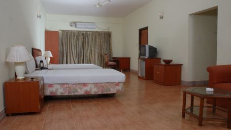 Hill View Resorts Ramanagara Super Deluxe AC Rooms at Rotary Hill View Resort near Bangalore 7