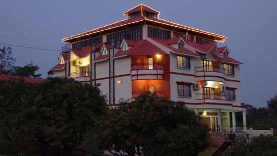 Hill View Resorts Ramanagara Rotary Hill View Resort near Bangalore 11