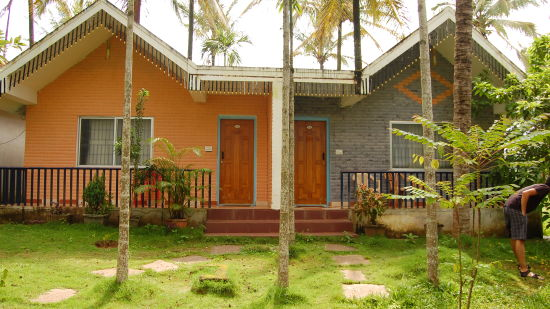 Exterior of Hotel Stay Simple Raj Gardenia Resort in Coorg