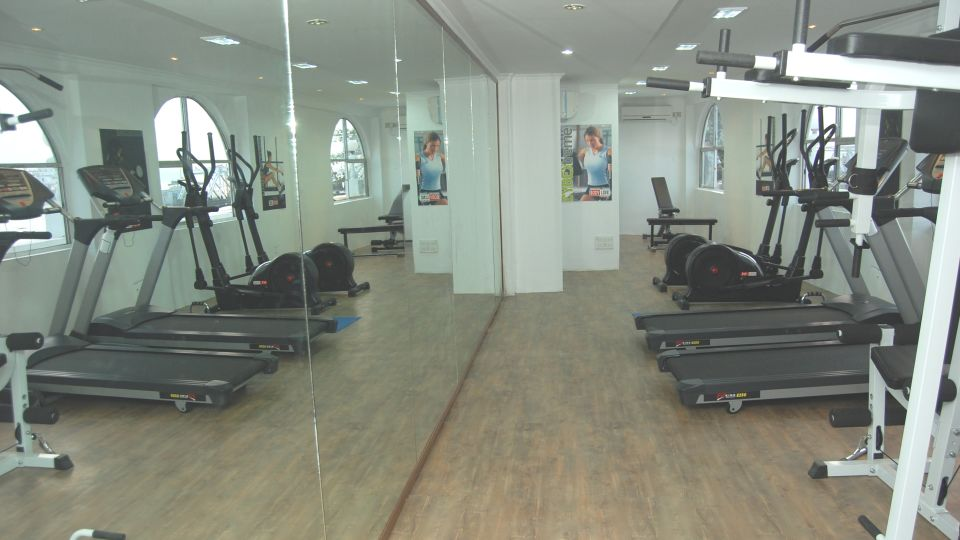 Gym at Polo Floatel Calcutta Kolkata  Hotel Facilities in Kolkata  Hotels in Kolkata 1