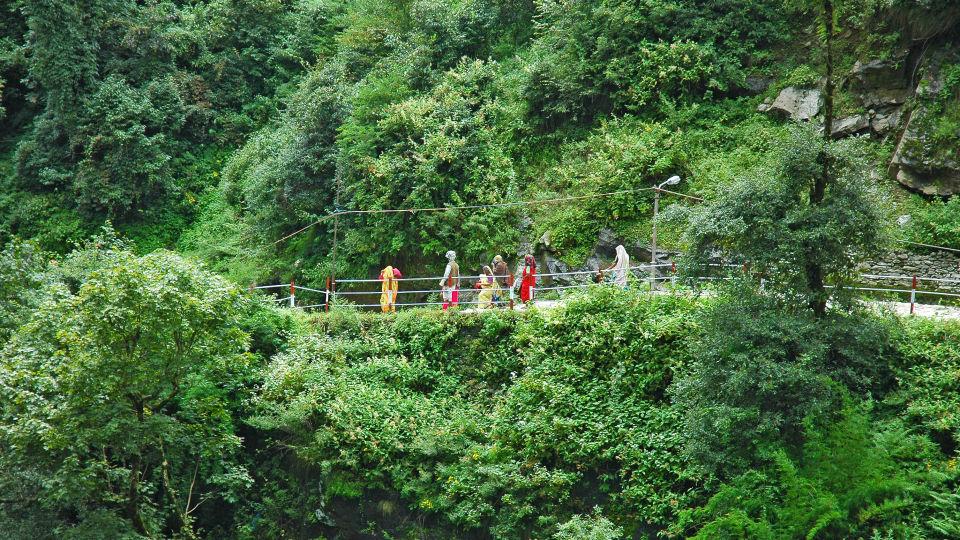 The Chardham Camps Kedarnath The Trek Pilgrim s Trail