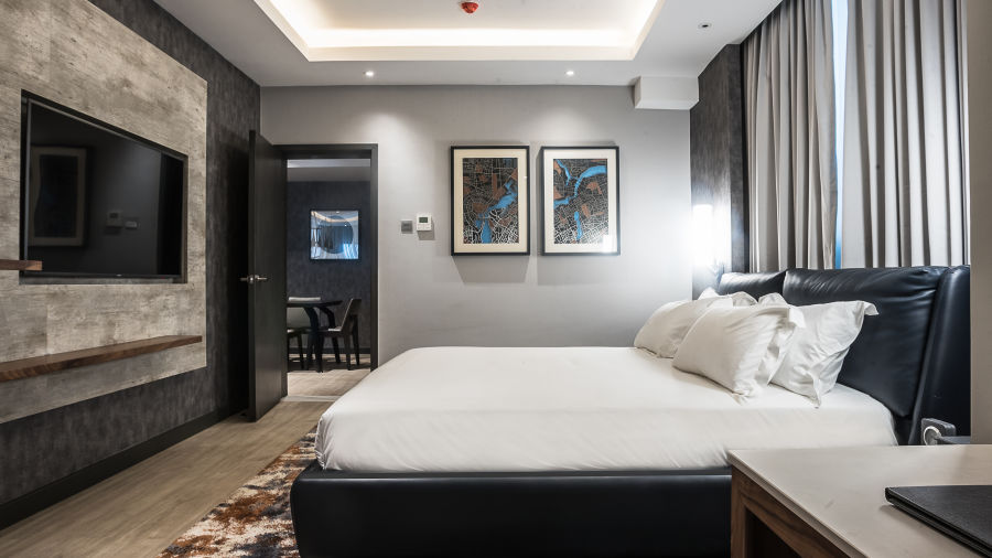 alt-text Rooms at Best Western Plus Westlands, Hotel Rooms in Nairobi, Penthouse 3