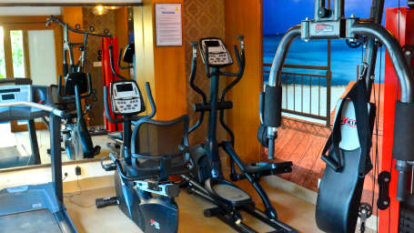 Fitness centre- Pramod Convention and Beach Resort Puri- resort in Puri 1