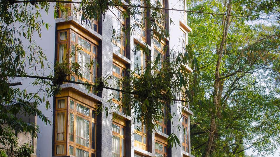 The Golden Crest Hotel Gangtok Gangtok DSC 0014