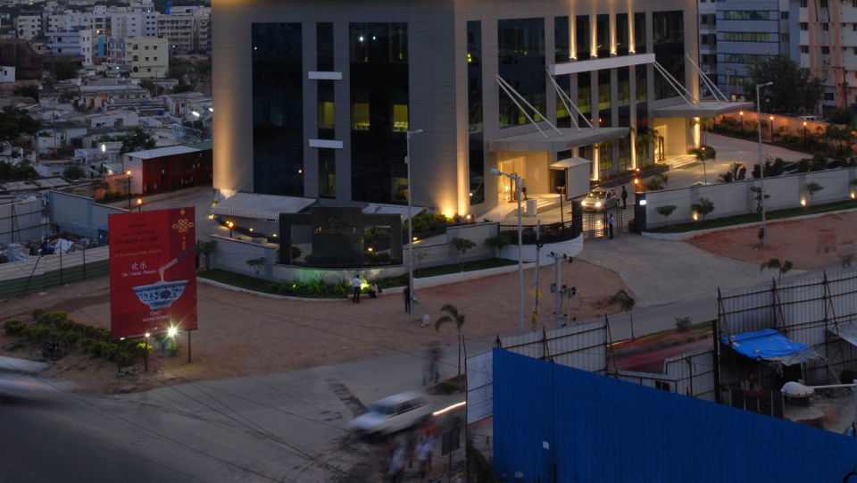 Facade Radisson Hyderabad Hitech City Hyderabad 6