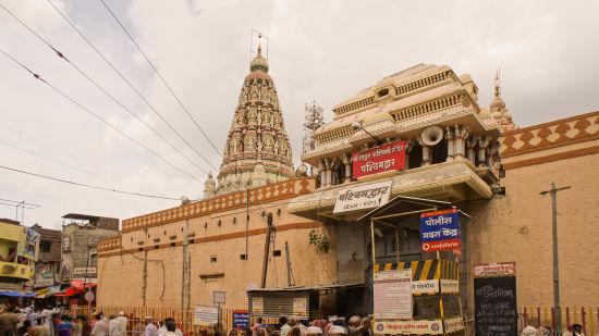 Pandharpur Balaji Sarovar Portico Siliguri